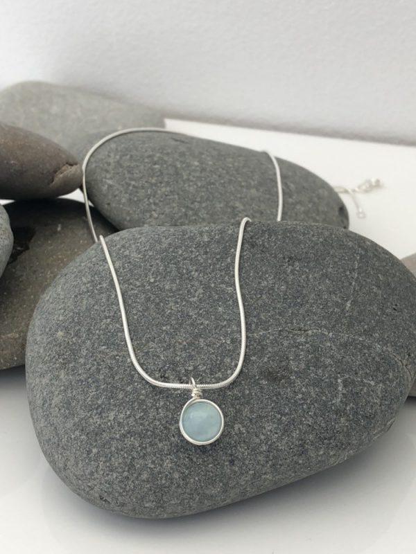 aquamarine necklace 5e45a37d