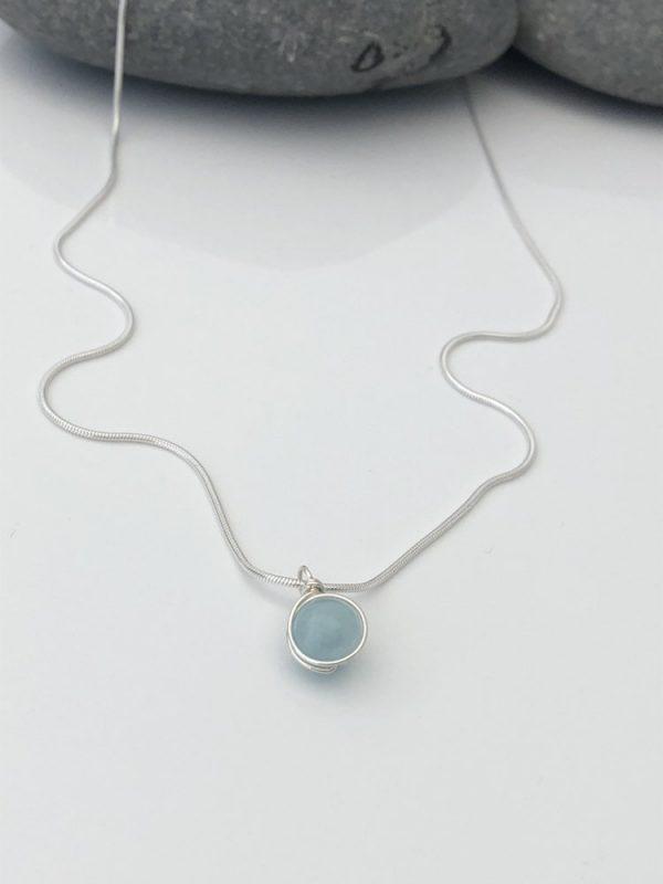 aquamarine necklace 5e45a380