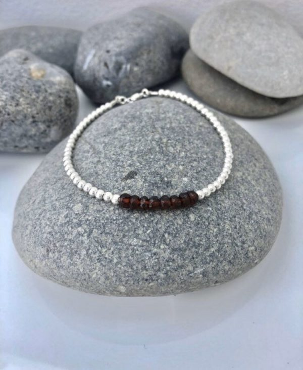 garnet bracelet 5e456d88
