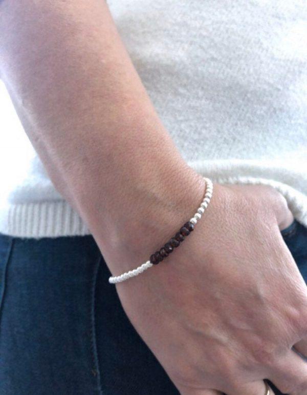 garnet bracelet 5e456d8e