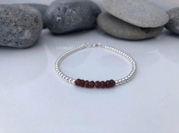 garnet bracelet 5e456d95