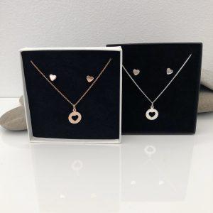 heart jewellery set 5e45711c scaled