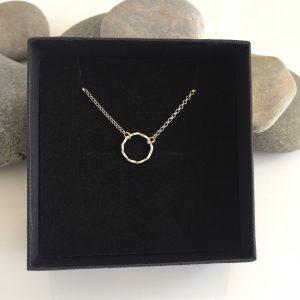 karma circle necklace 5e45b482