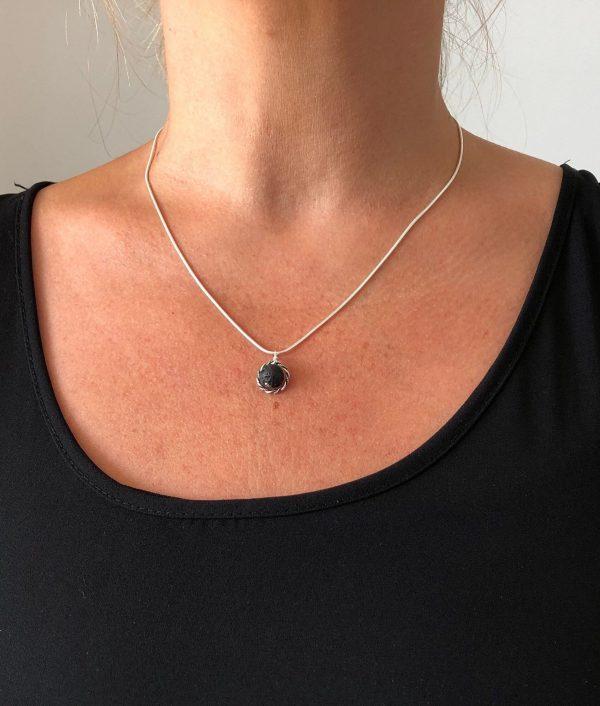 lava stone necklace 5e459572