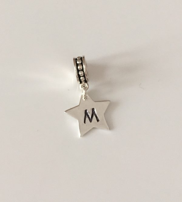 personalised star charm 5e45a515
