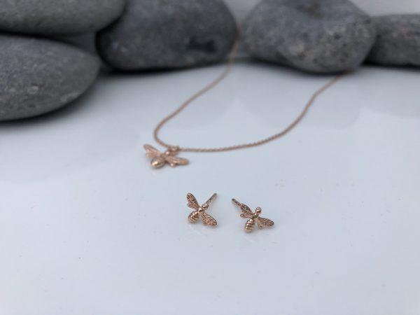 rose gold bumblebee jewellery 5e456cf2 scaled