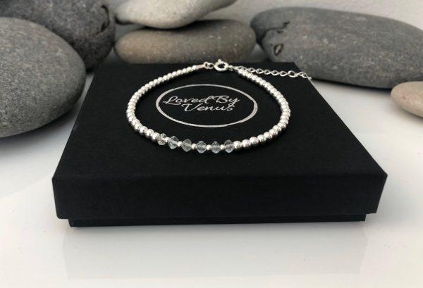 silver 60th birthday bracelet 60 birthday gift 2 5e456ae0 scaled