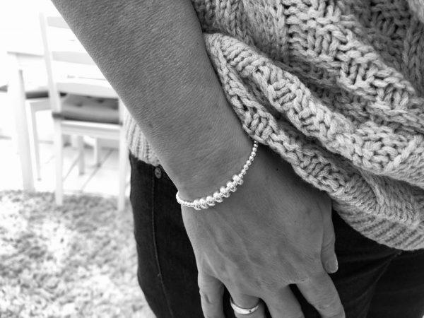 silver 70th birthday bracelet 70 birthday gift 5e459fa4 scaled