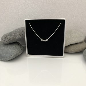 silver 70th birthday necklace 5e45782d scaled