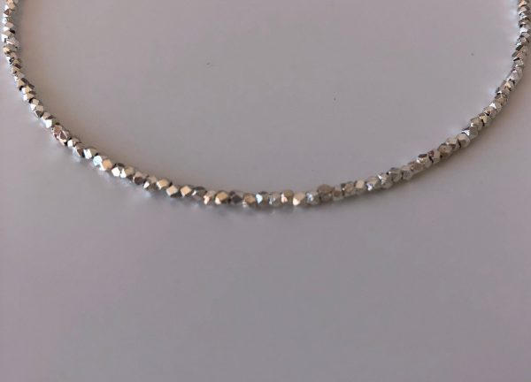 silver beaded anklet 5e4572b4 scaled