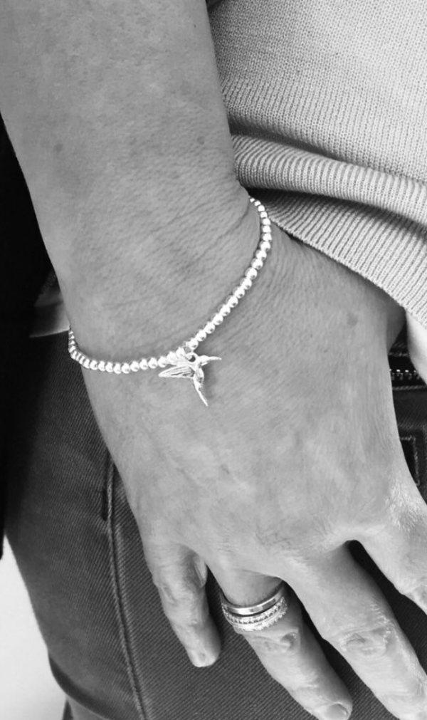 silver bird bracelet 5e4598d8