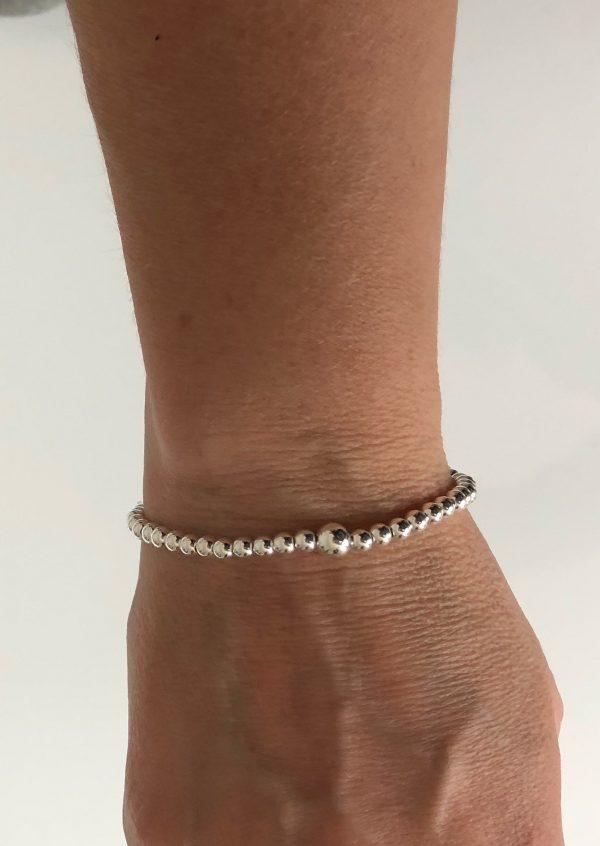 silver stacking bracelet 5e45a396