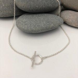 silver toggle necklace 5e45763f scaled
