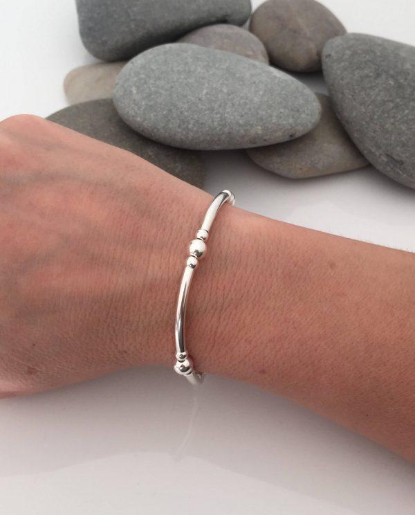 silver tube bracelet 5e45a3d9