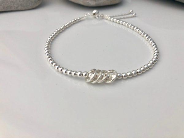 sterling silver 30th bracelet 5e457366 scaled