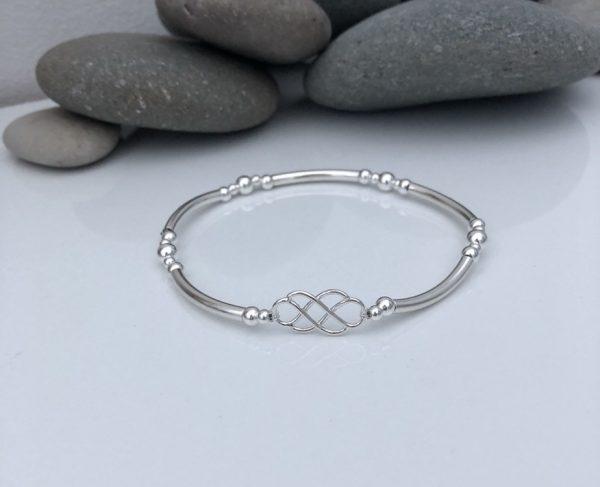 sterling silver celtic knot bracelet 2 5e45bf7b
