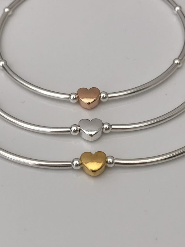 sterling silver heart bracelet 2 5e4576f6 scaled