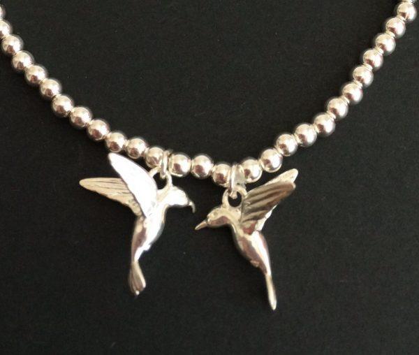 sterling silver love bird bracelet 5e45a6ca