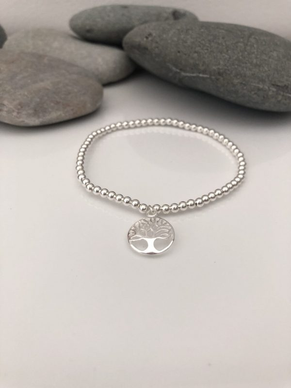 sterling silver tree of life bracelet 5e459984 scaled