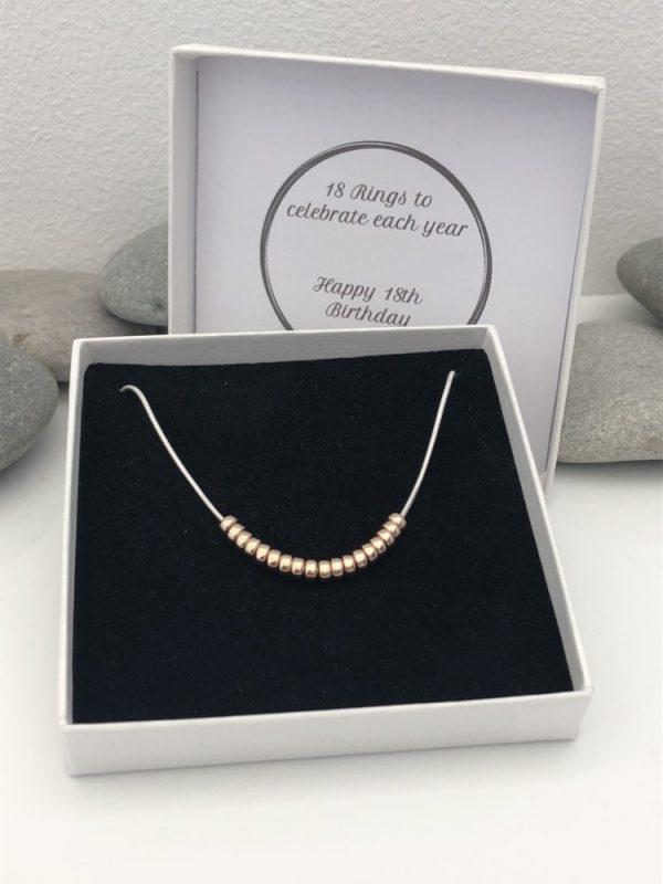 sweet 16 birthday necklace 5e4595f3