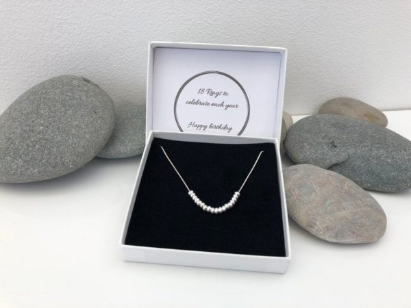 sweet 16 birthday necklace 5e4595fb