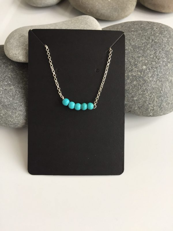 turquoise beaded anklet 5e459df2 scaled