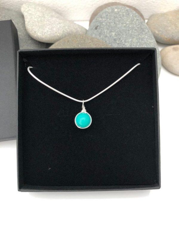 turquoise necklace 5e4569d7